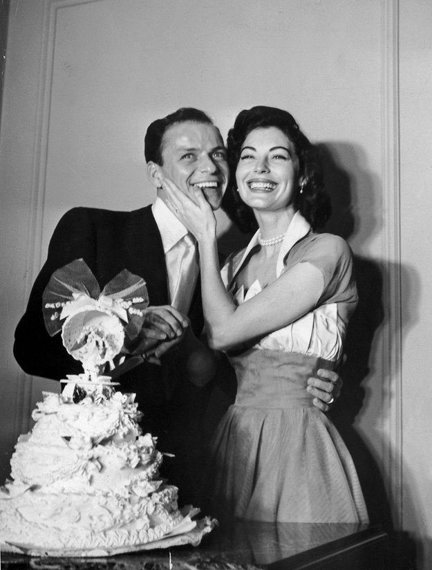 Ava Gardner and Frank Sinatra Hulton Archive Getty Images