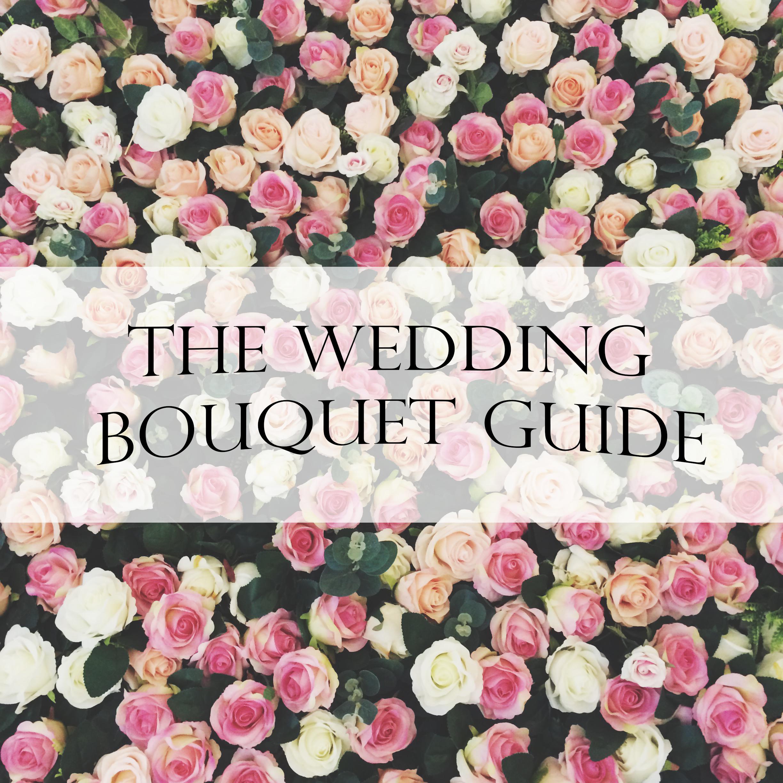 wedding bouquet guide