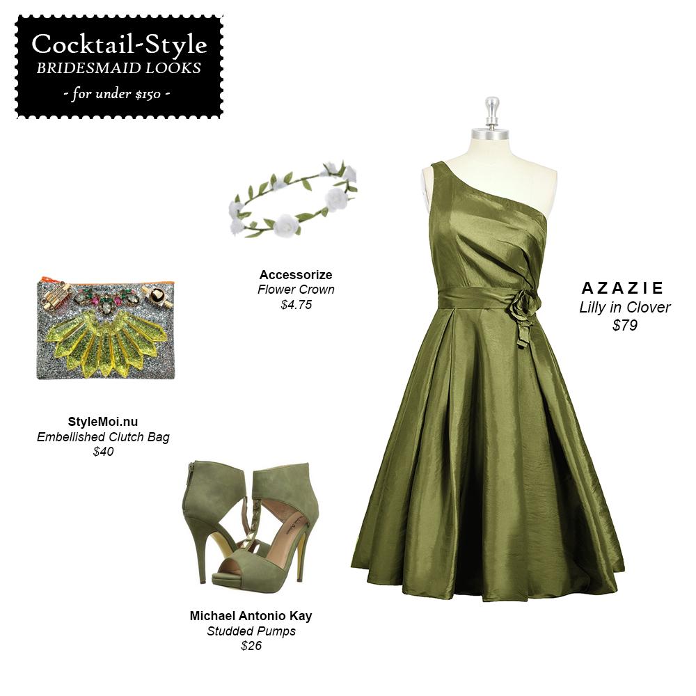 AZAZIE_Cocktail_Dress_Under_150_Clover
