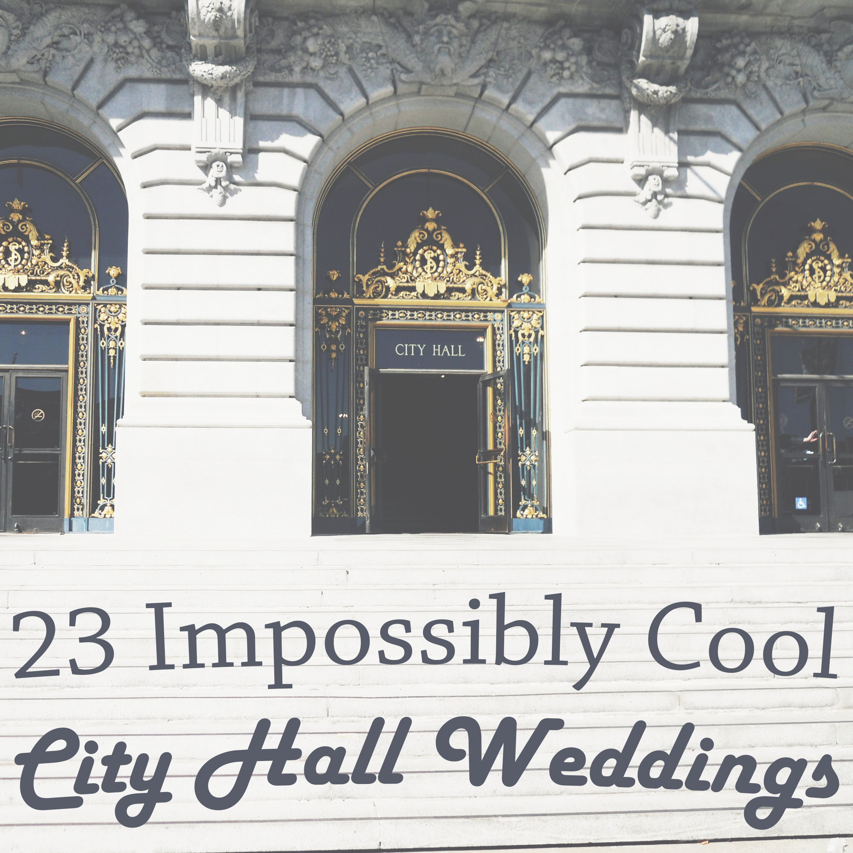 AZAZIE_Cool_City_Hall_Weddings