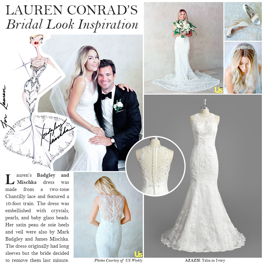 AZAZIE_Lauren_Conrad_Bridal_Look