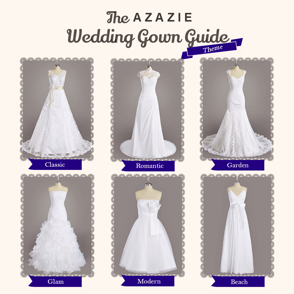 Theme Wedding Gowns