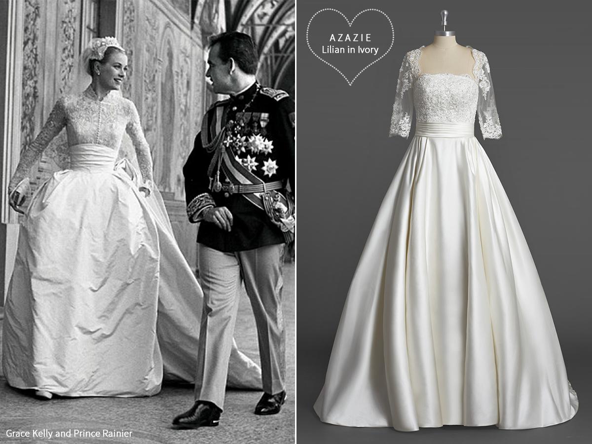 AZAZIE_Iconic_Wedding_Gowns_Inspiration_Grace_Kelly
