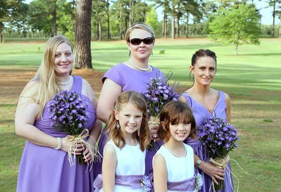 Azazie Tahiti Purple Bridesmaids Dresses