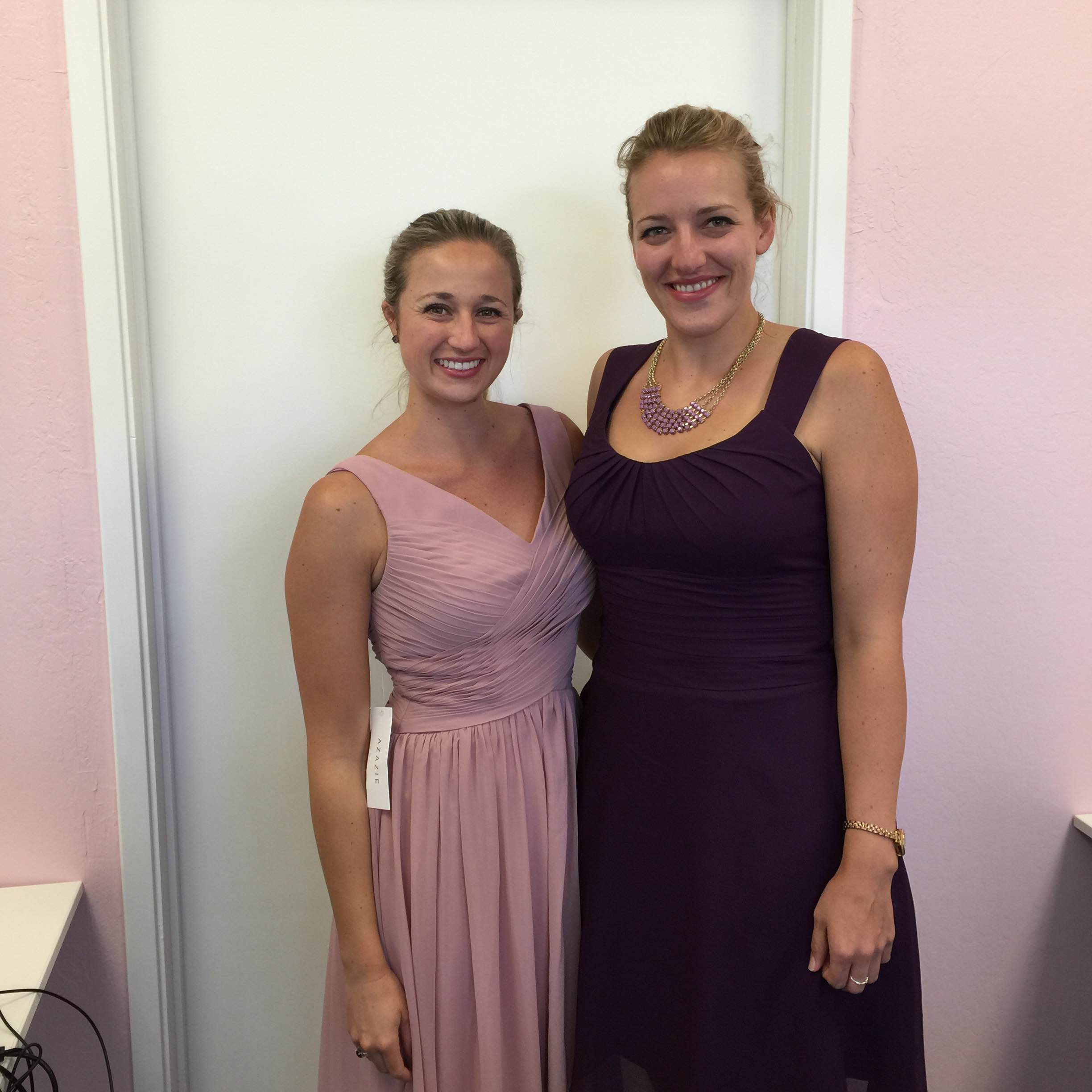 Azazie Premier Staffing Bridesmaid Dresses