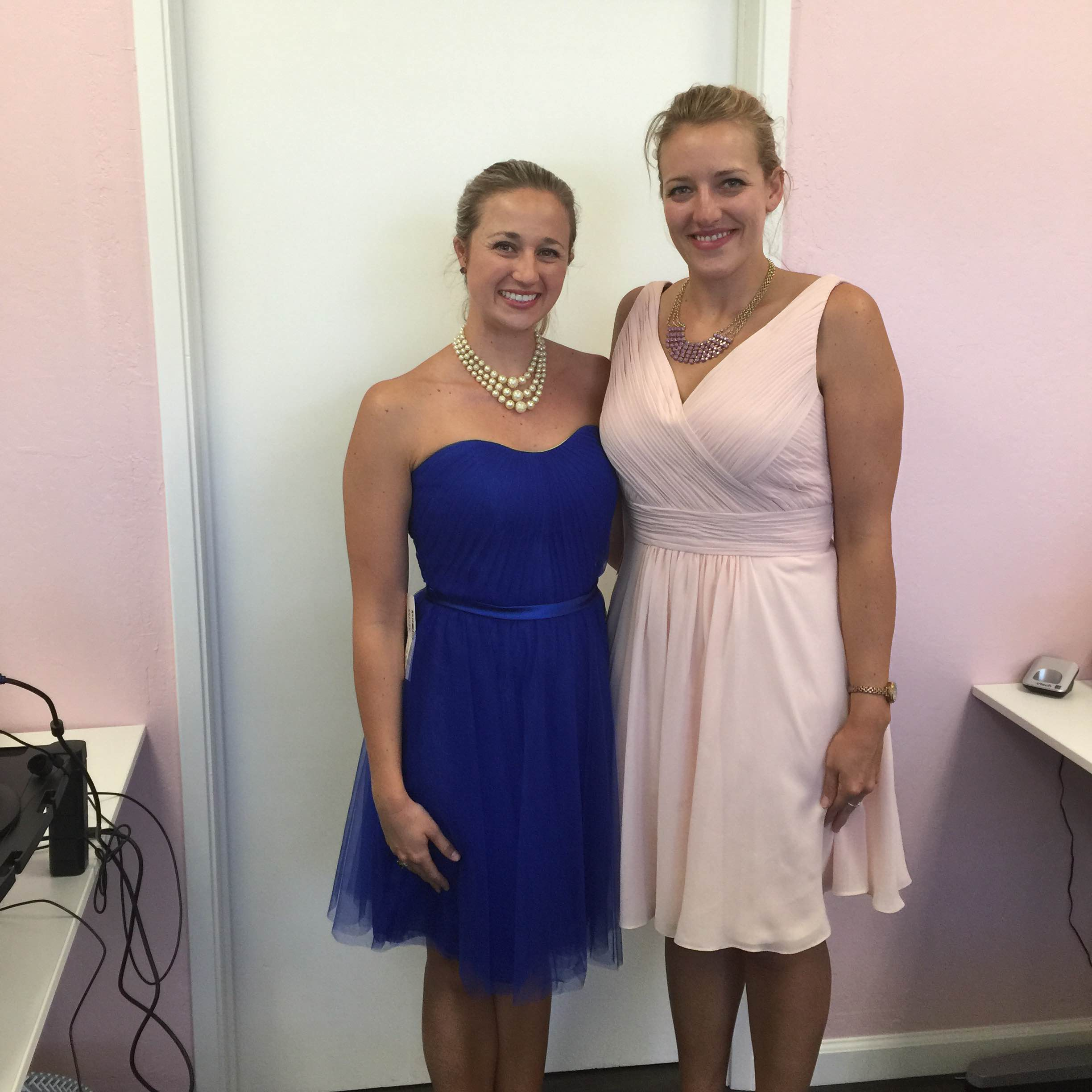 Azazie Premier Staffing Bridesmaid Dresses Anne and Grace