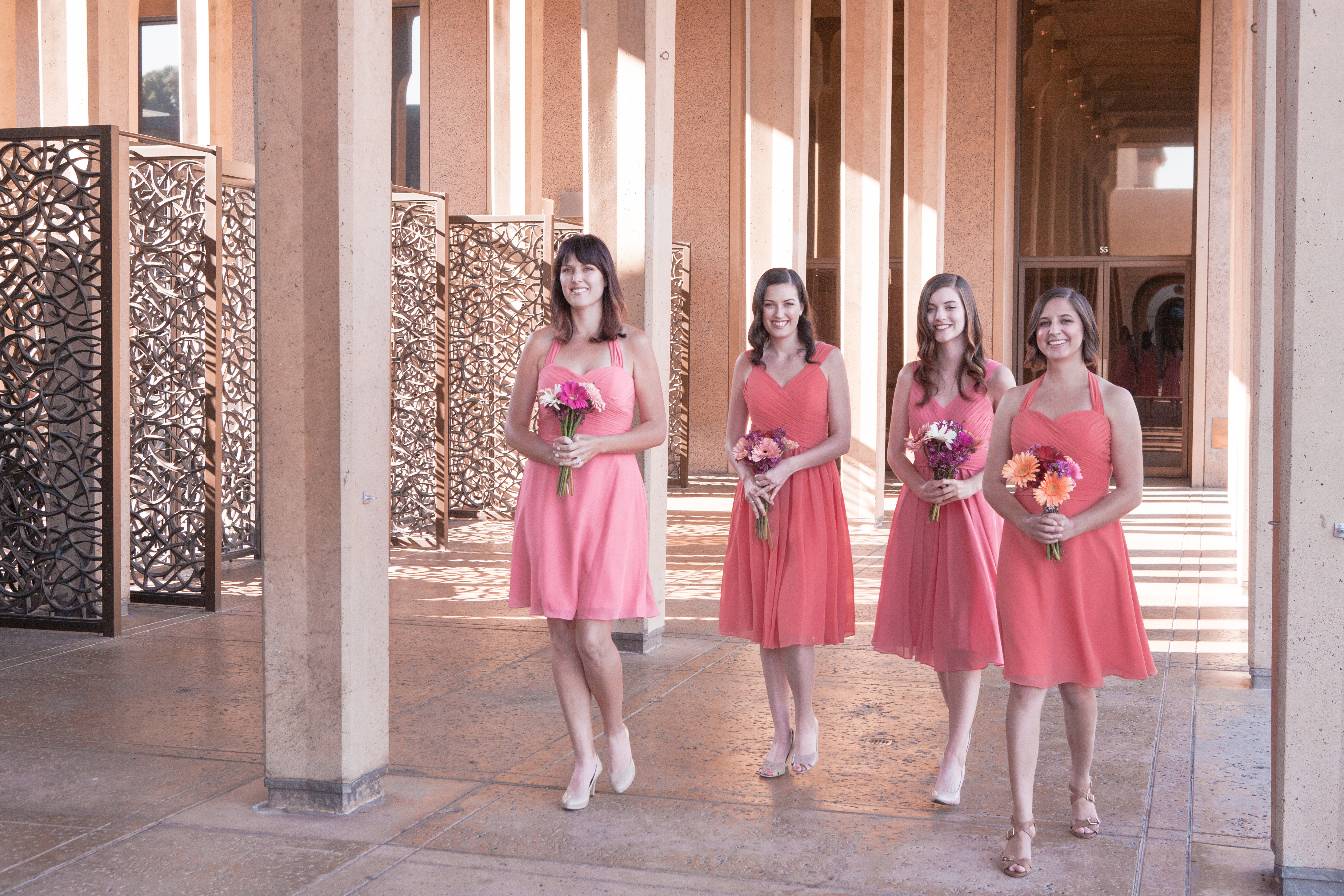 Azazie Bridesmaids Balboa Park