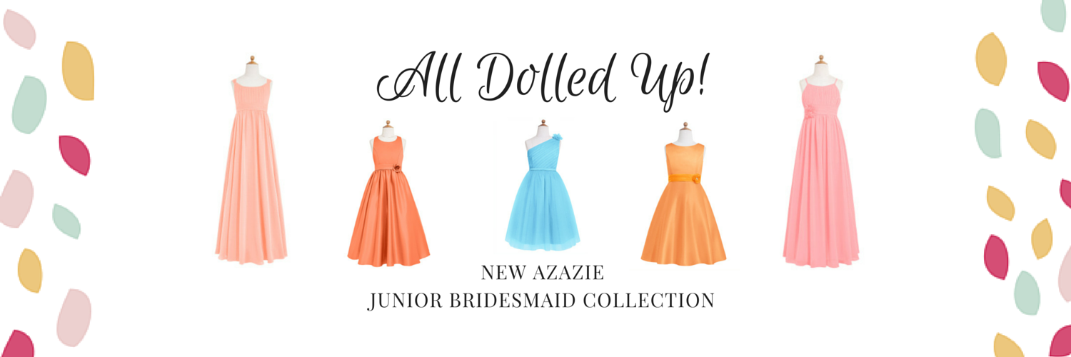 Azazie JuniorBridesmaids Dresses