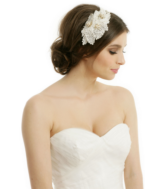 Rent the Runway Bridal Pretty in Pearls