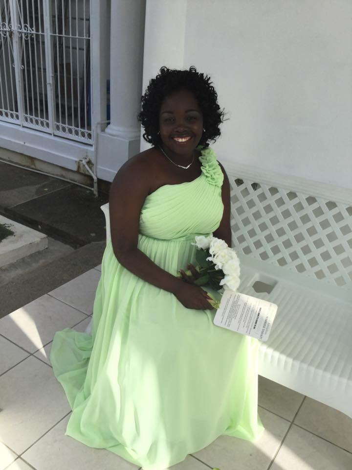 Azazie Sage bridesmaid dress