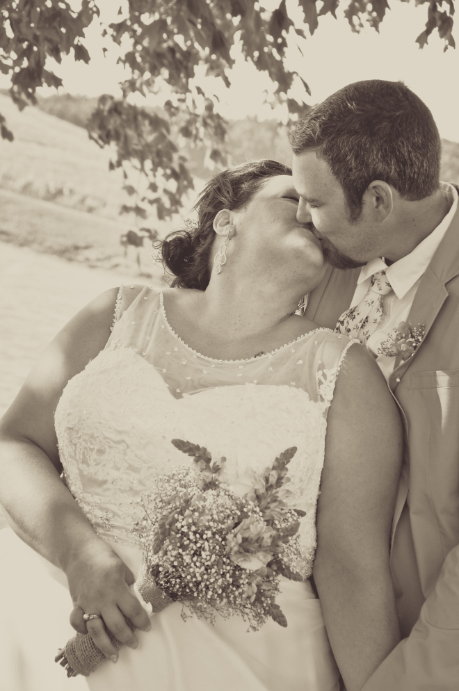 Bridgett wedding