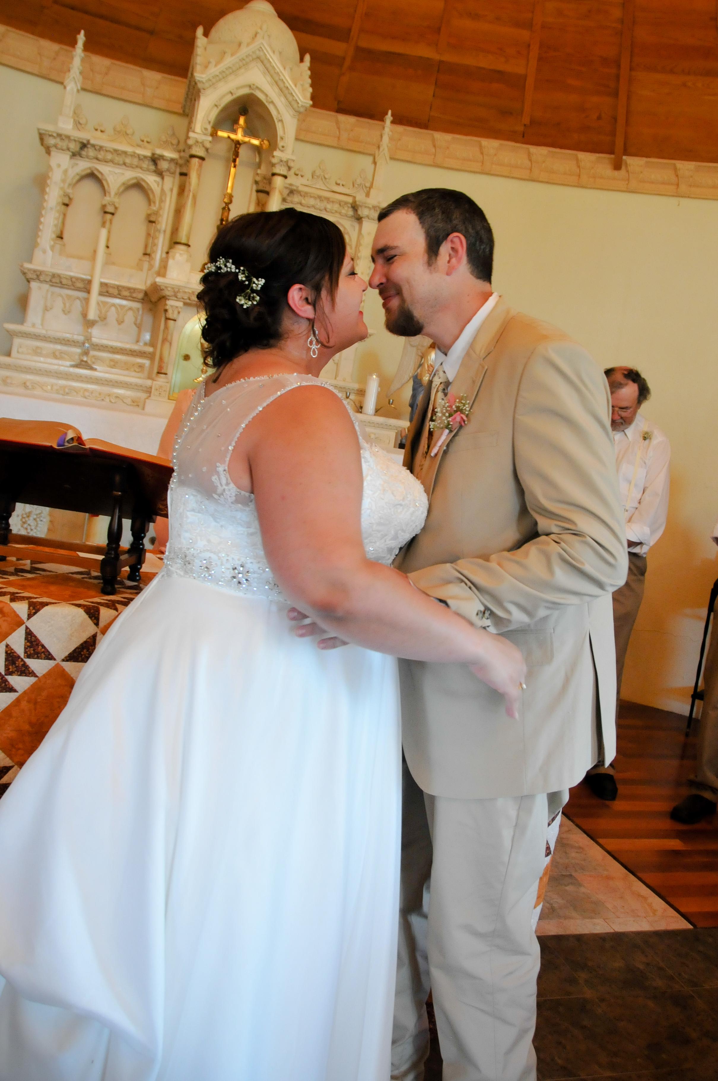 AZAZIE Plus Size Bridal Gown