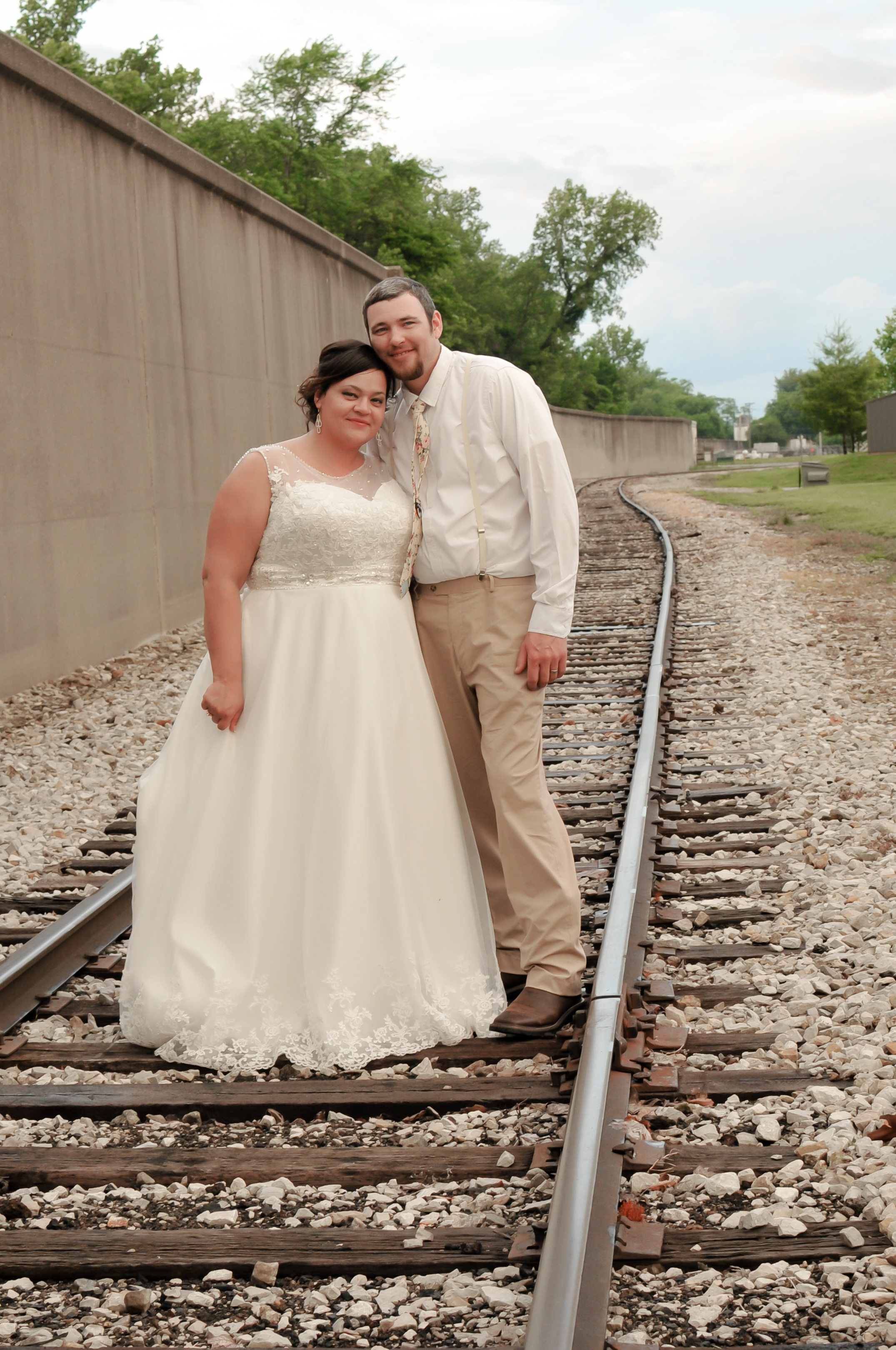 AZAZIE Plus size wedding dress