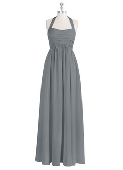 AZAZIE Meredith Halter Bridesmaid Dress