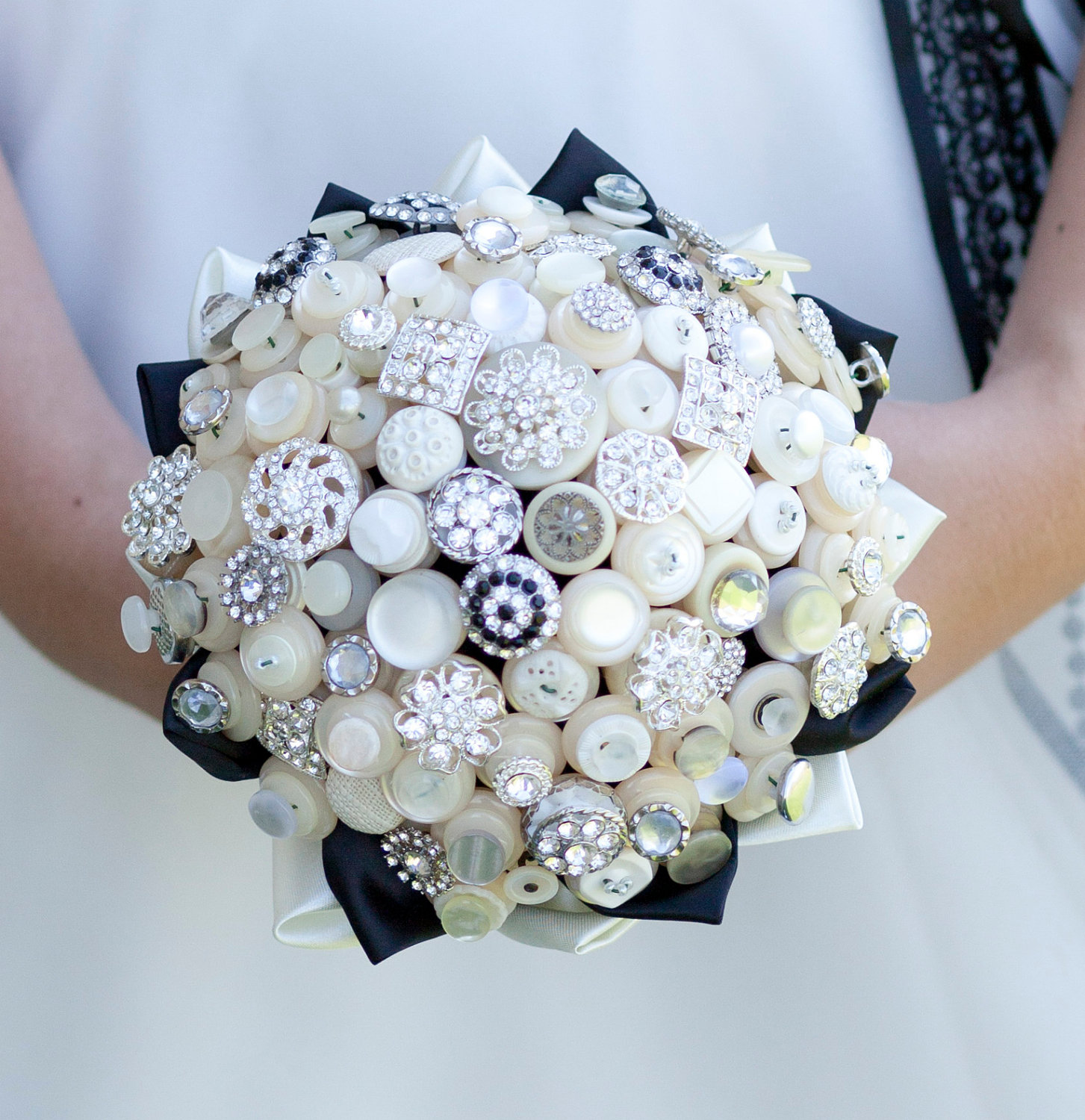 button-bouquet