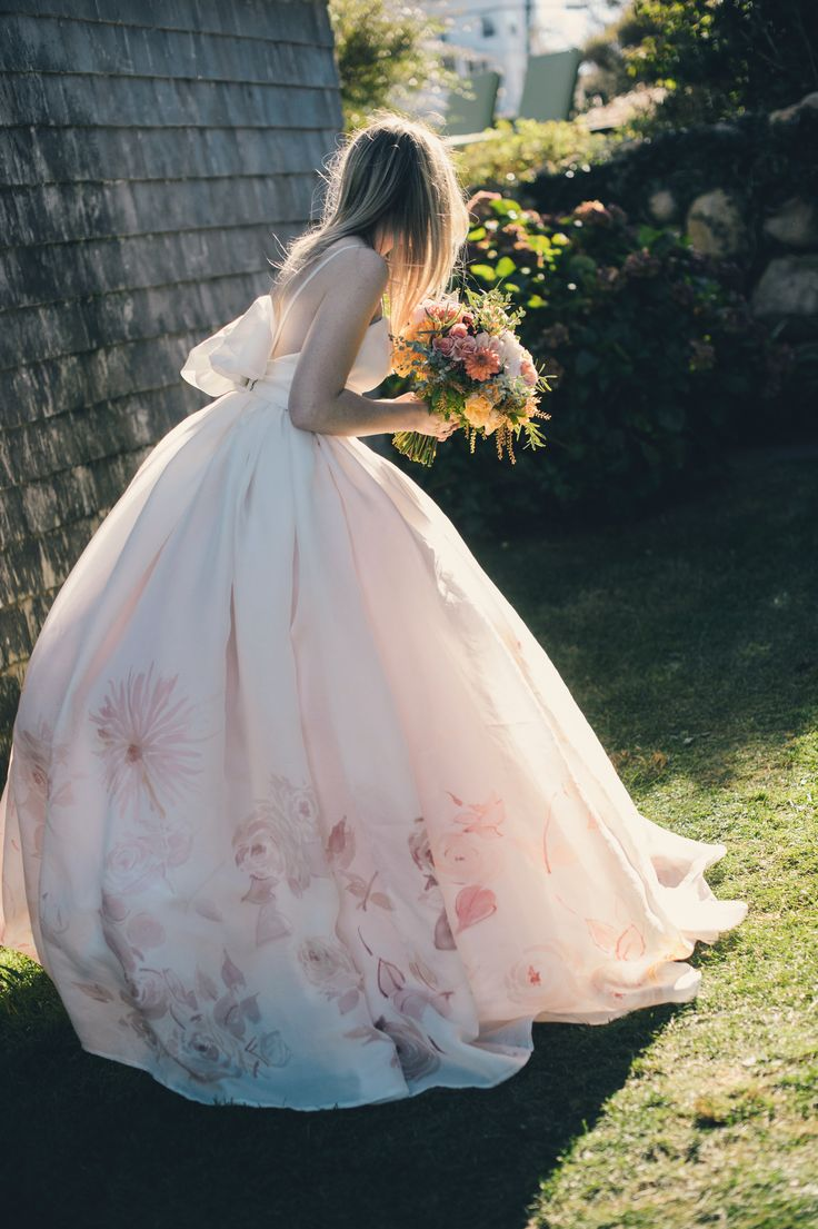 Floral-Wedding-Dress