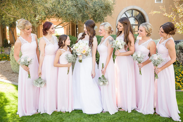 Karlee K Photography | Azazie Bridesmaid Dresses