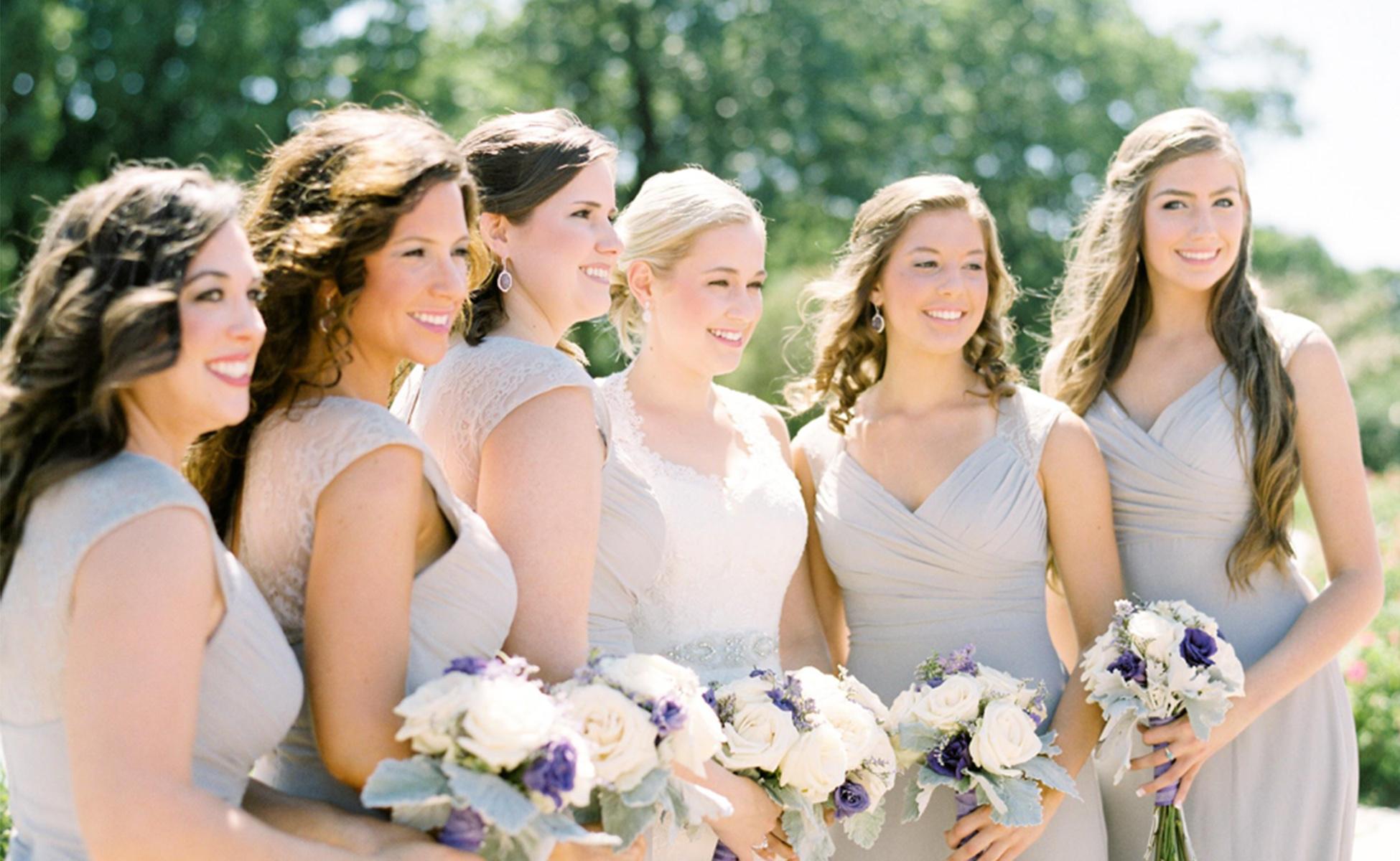 Bridesmaid + Accessories