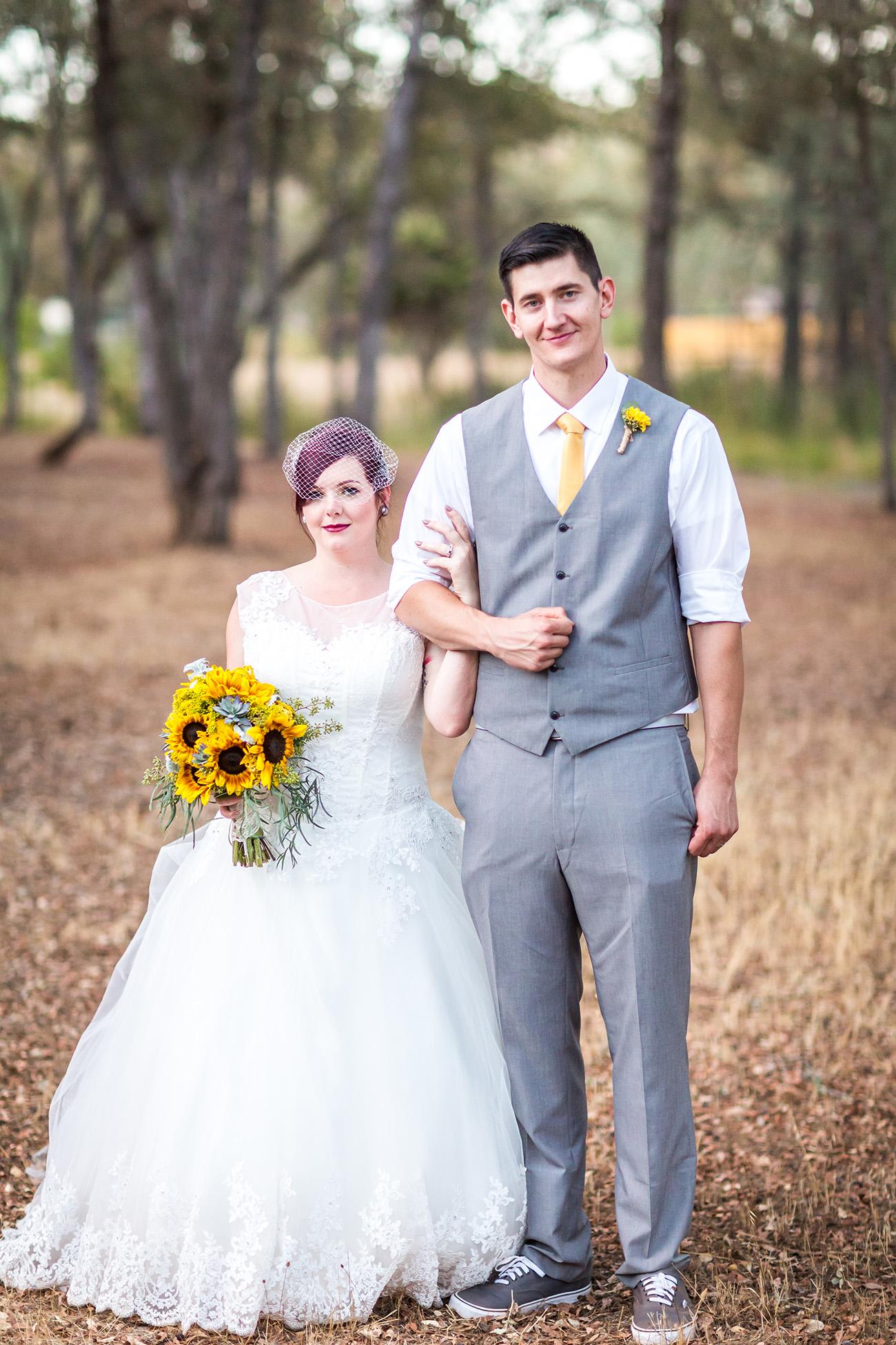 Real Azazie Wedding | Lorin + Tony