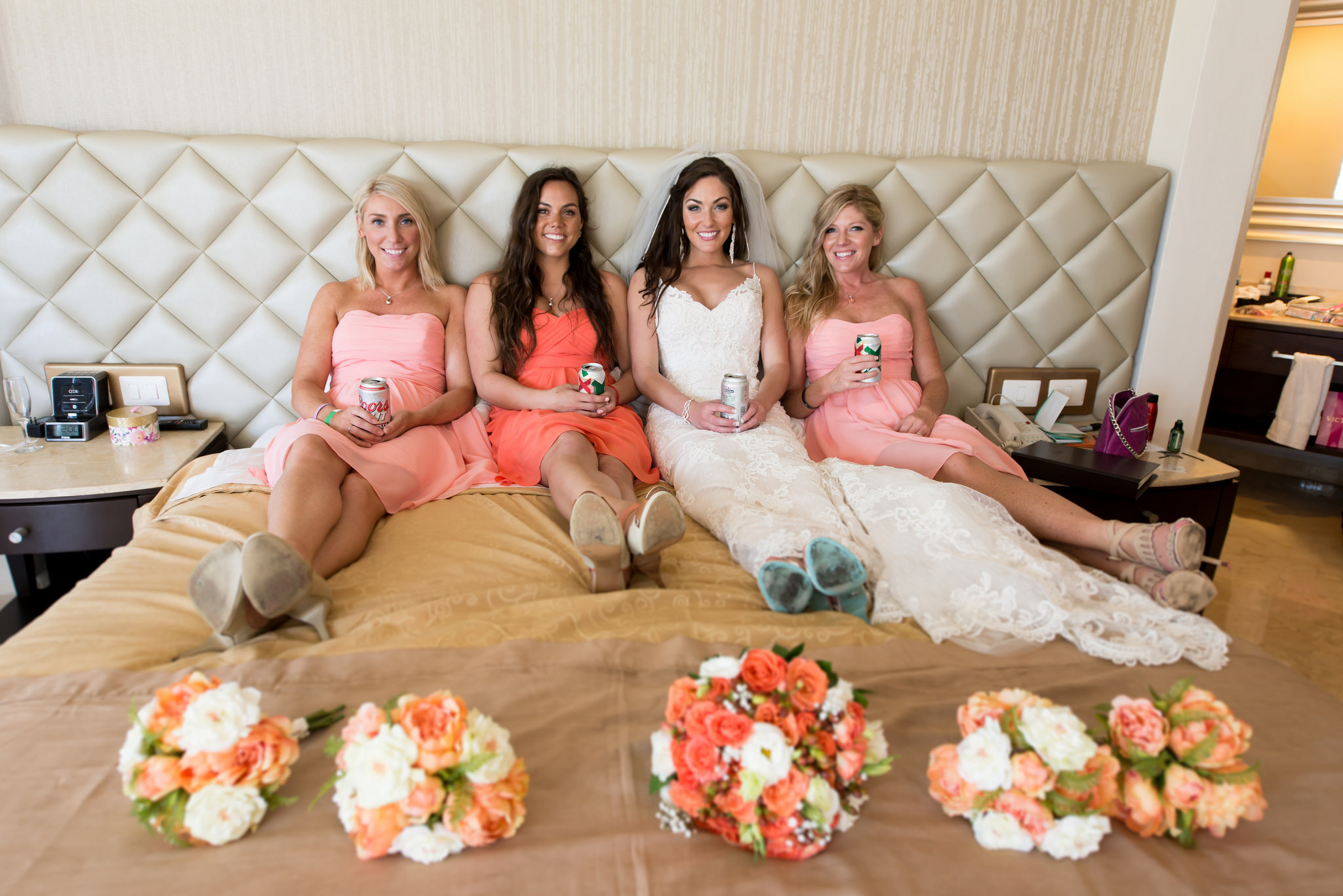 Cupcake Photography | Azazie Bridesmaid dresses