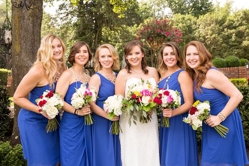 JD Photography | Azazie Royal Blue Dresses
