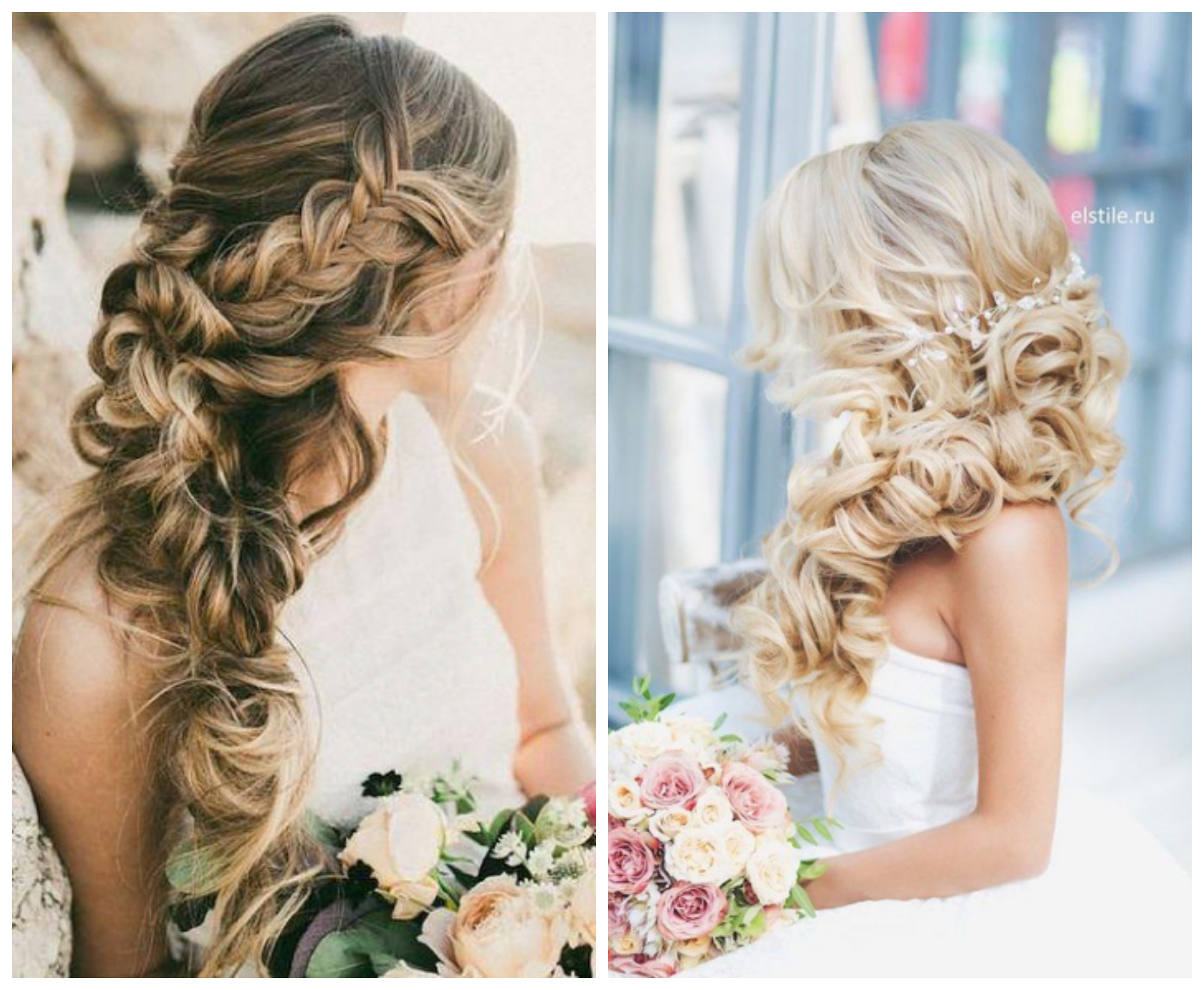 Wedding Hair Hairstyles: 5 Bridal Hairstyles For Your Wedding Day