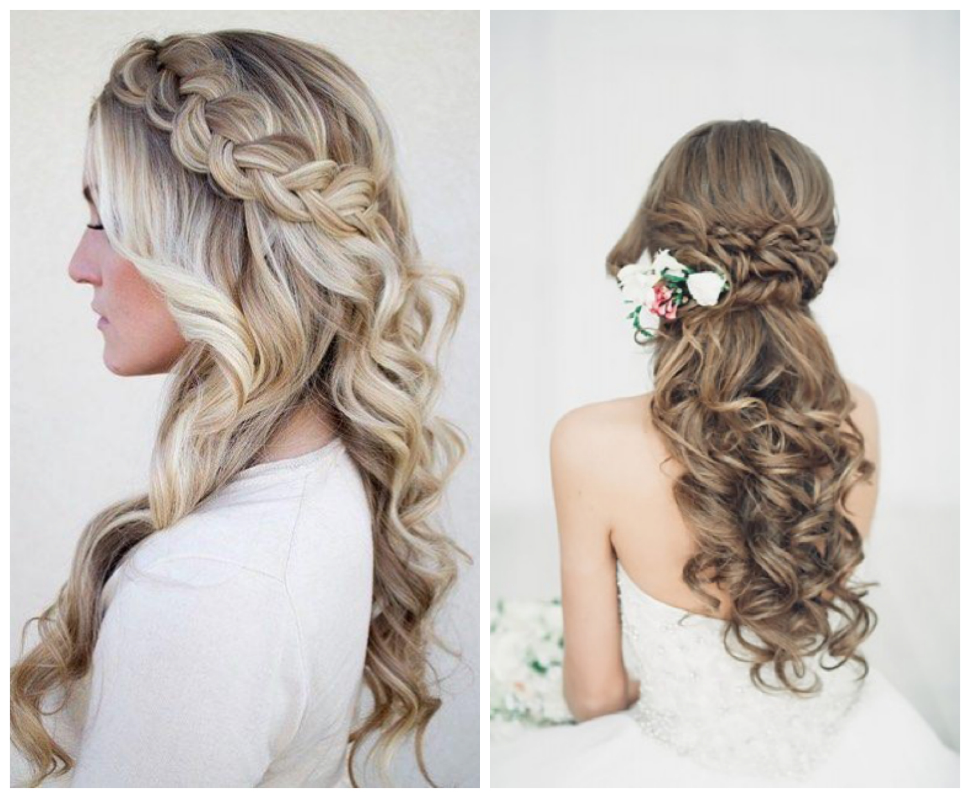 5 Bridal Hairstyles For Your Wedding Day | Azazie | Blog