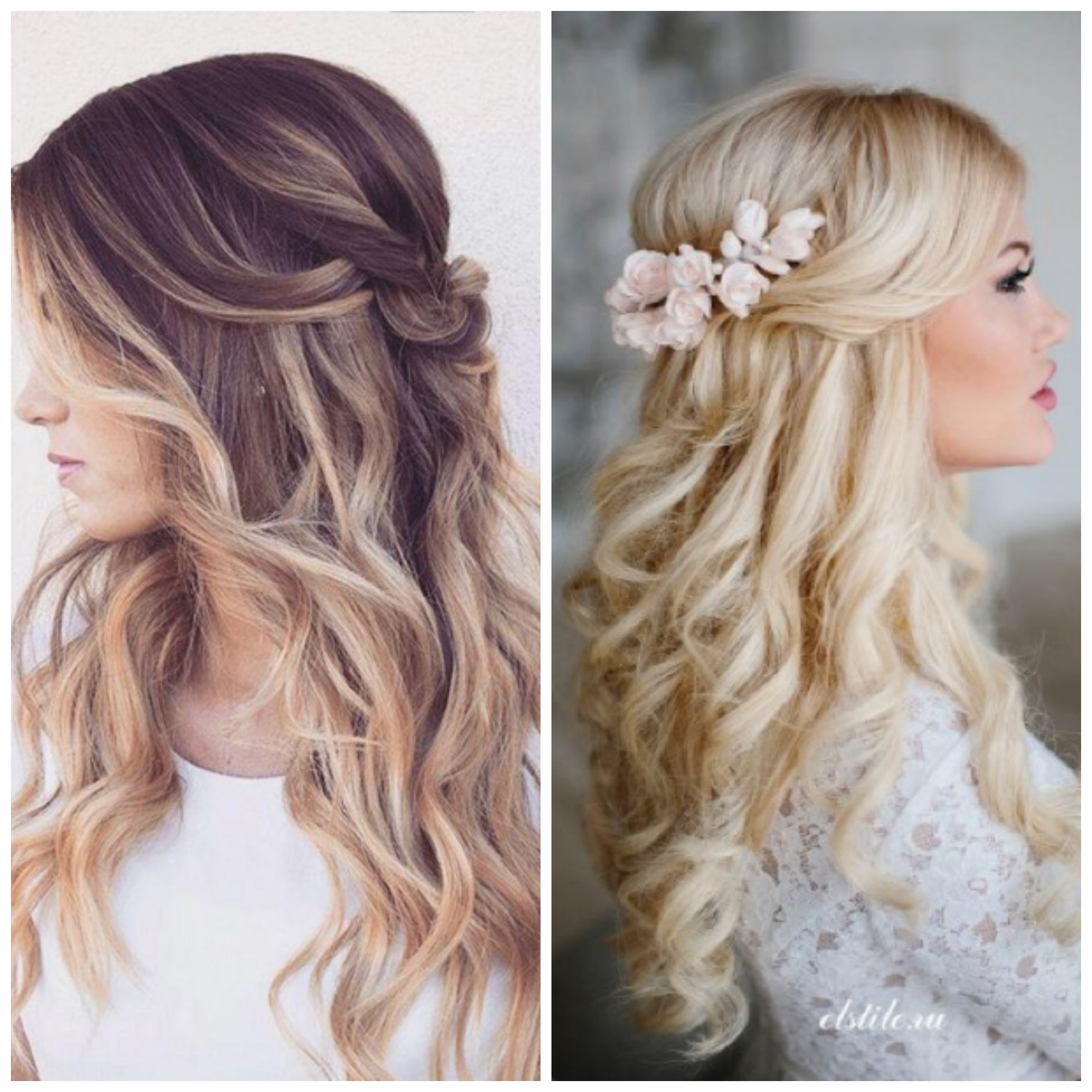 Beach Wavy Wedding Hairstyles: 5 Bridal Hairstyles For Your Wedding Day