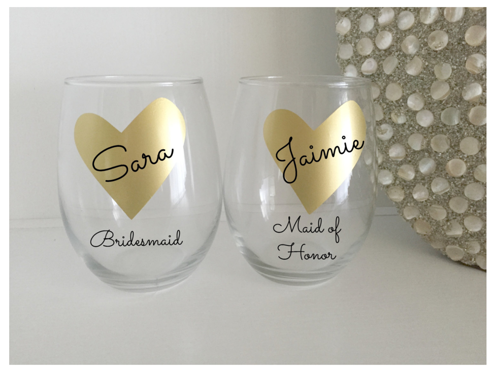 bridesmaid favors, bridesmaid presents, wedding, wedding party, azazie