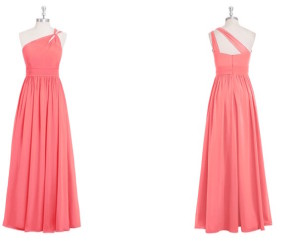 pink, one shoulder, bridesmaid dresses, dresses, bridesmaids, wedding, formal, gown