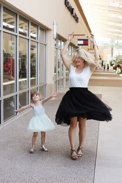skirt, tulle, mom, daughter, cute, fun