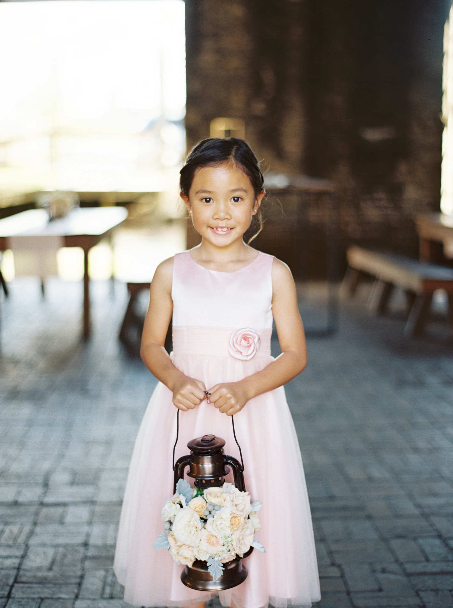 junior bridesmaid, pink, bridesmaid, dress, wedding