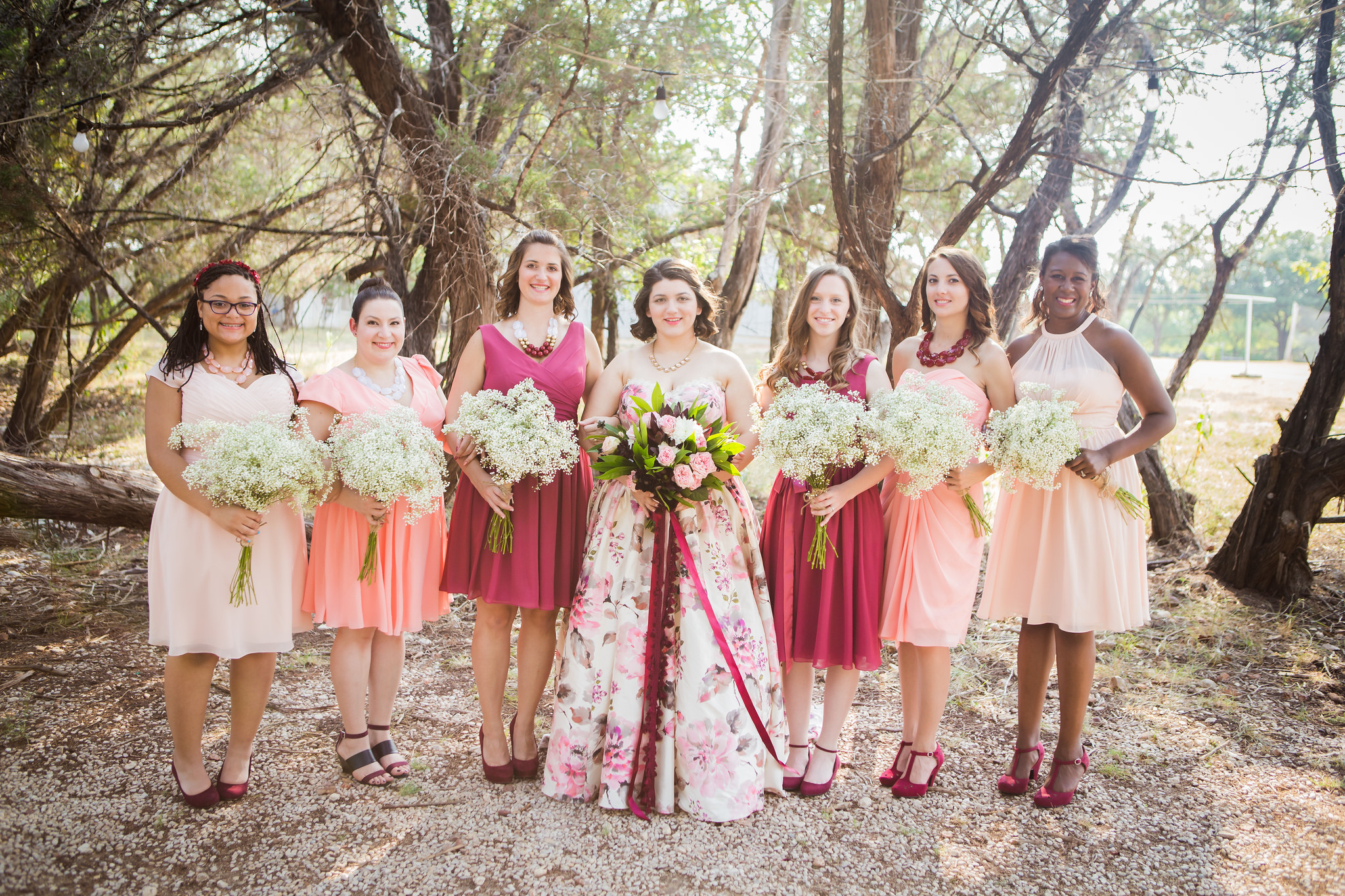 Mix and match bridesmaid dresses azazie blog allison jeffers ombrellifo Gallery