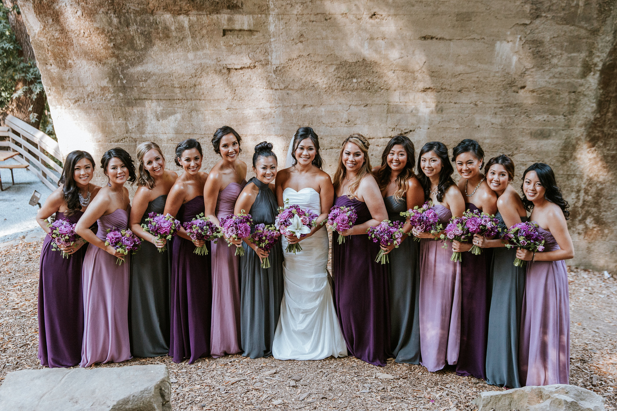 Make your maid of honor stand out azazie blog bridesmaids bridal wedding wedding party maid of honor ombrellifo Images