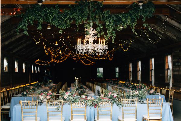Ruffled – photo by Lora Grady Photography http://ruffledblog.com/fairytale-cottage-wedding-at-craven-farm