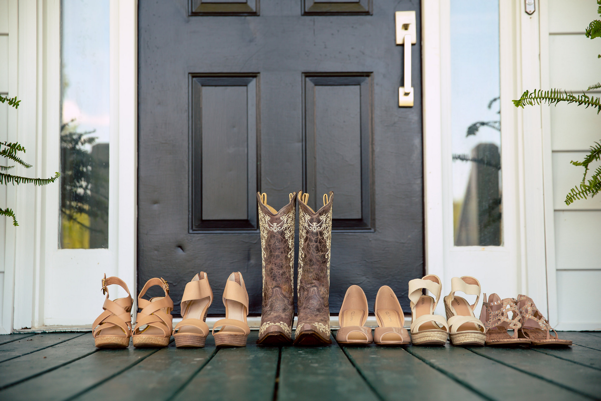 shoes, wedding, inspiration, bridal, cowboy, boots