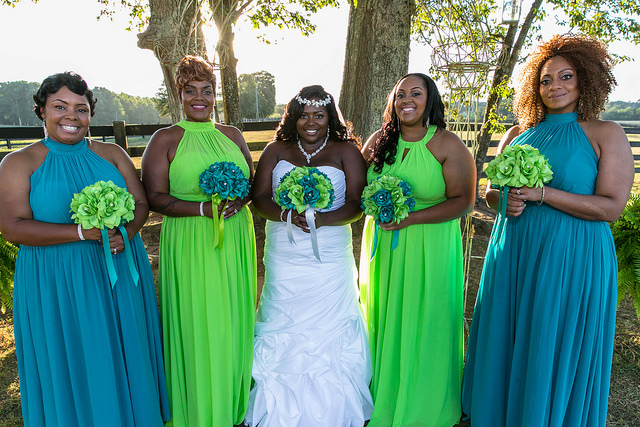 lime, green, bridesmaid, jade, dress, dresses, real, wedding
