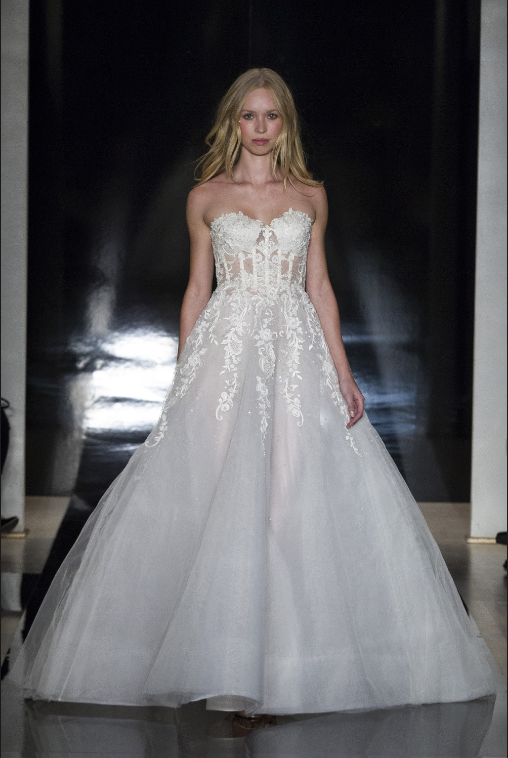 reem acra, bridal, spring, 2017, wedding, dress, trends