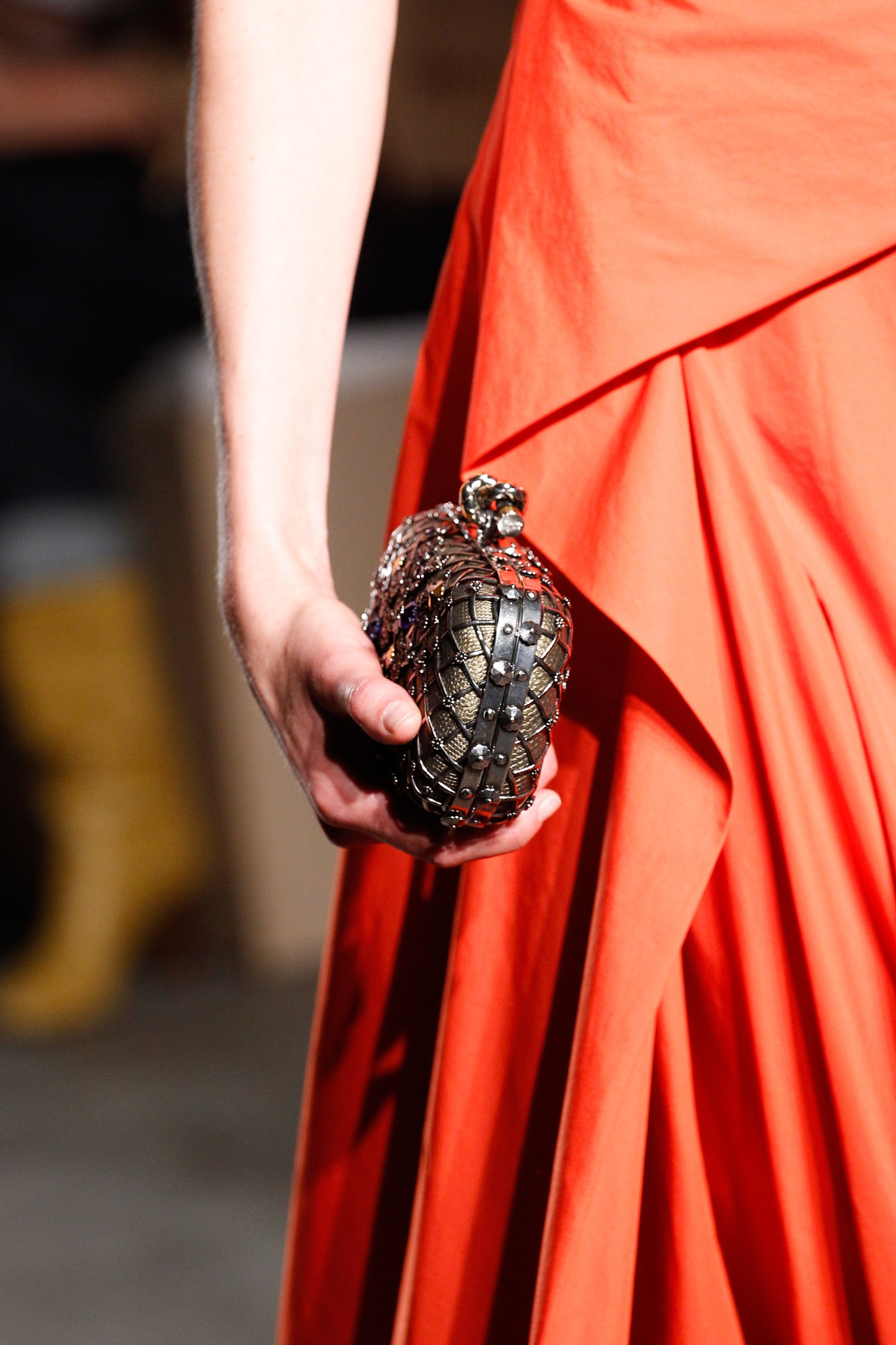 bottega veneta, accessories, spring, 2017, fashion, week, clutch, trend