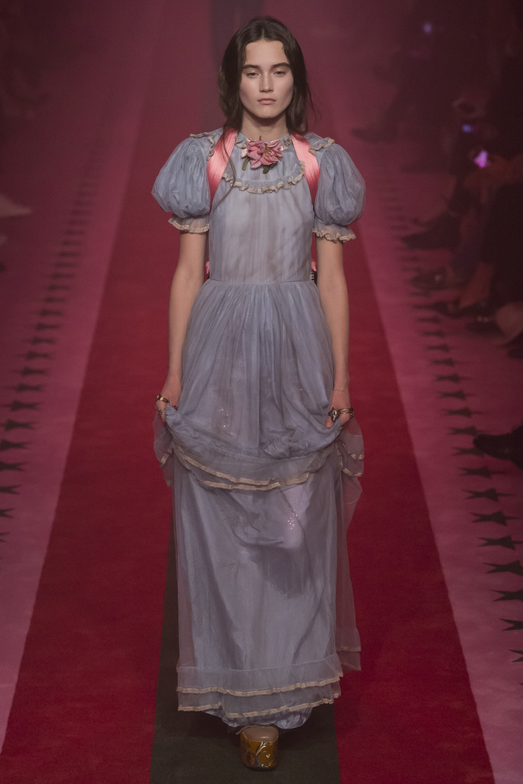 gucci, fashion, week, spring, 2017, fashion, inspiration