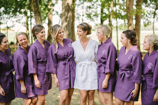 bridesmaids, bride. inspo, purple