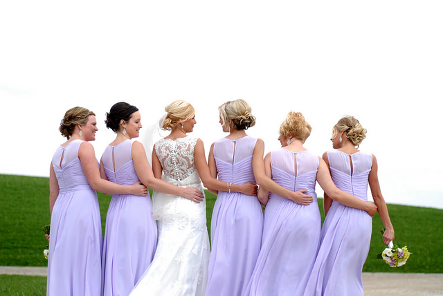 wedding, inspo, pastel, bridal, style, fashion, bridesmaids, dresses