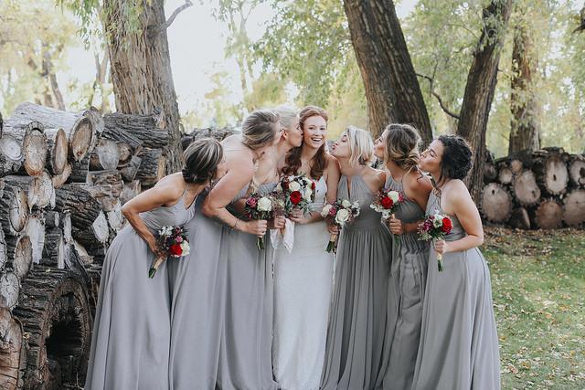 bridesmaids, bridal, style, fashion, dresses, affordable