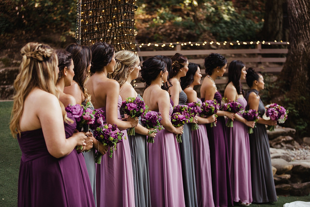 real, wedding, bridesmaids, bridal, inspo, inspiration, dresses, affordable