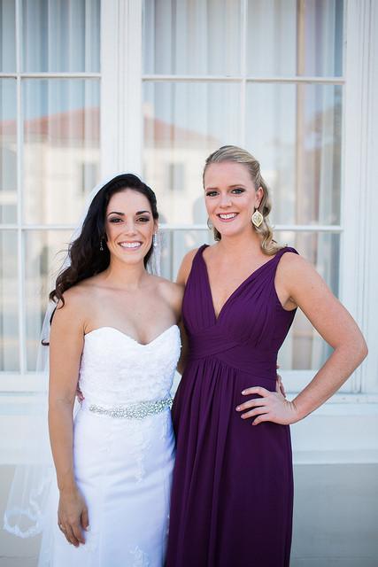 low, back, bridesmaid, dress, affordable, on a budget, wedding, bridal