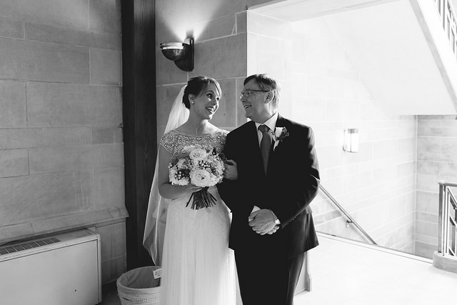 bride, father of the bride, real, wedding, sally o'donnell photography