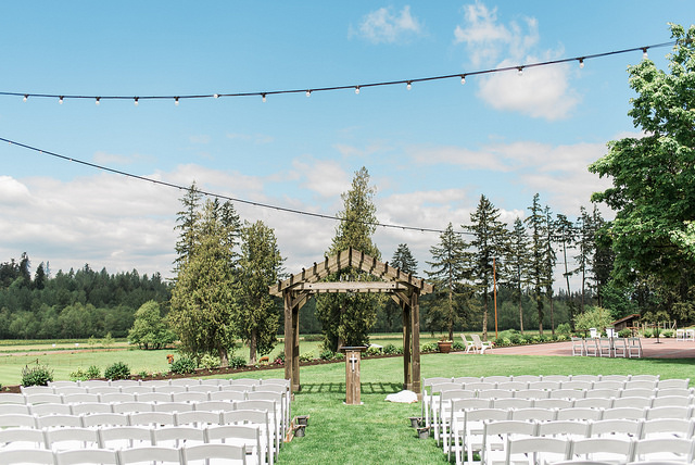 outdoor, wedding, inspiration, ceremony