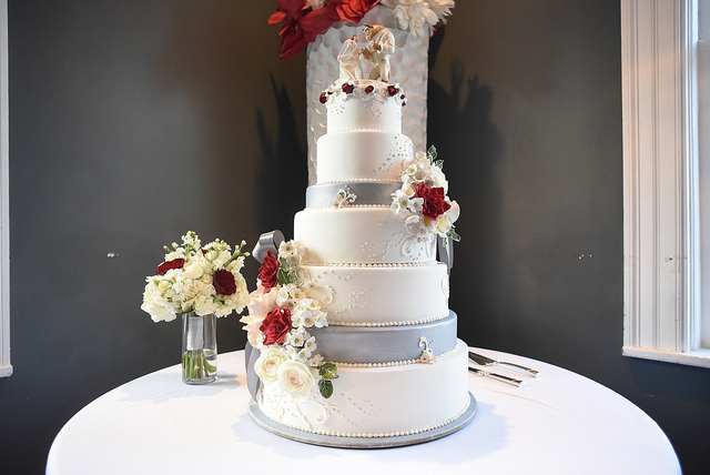 cake, wedding, real, bride, planning, dessert, inspiration