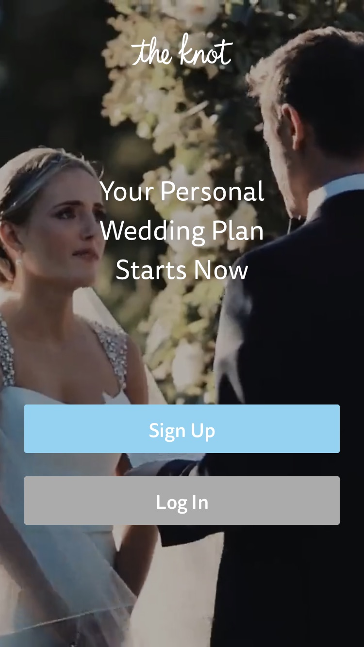 The Knot: The 3 Must Have Wedding Planning Apps for Busy Brides