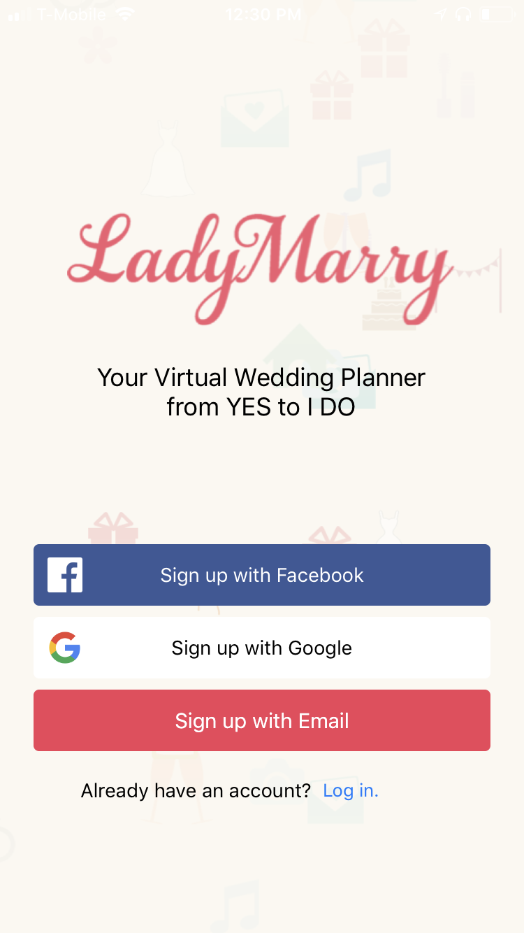 Lady Marry: The 3 Must Have Wedding Planning Apps for Busy Brides